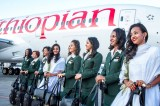 Ethiopian Airline Celebrates Women's Month With All Female Crew Members
