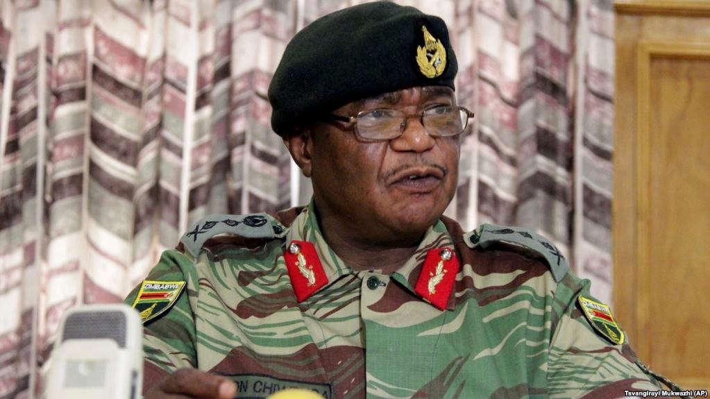 general zimbabwe