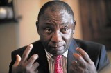 Gender Violence Is a Crisis – Ramaphosa,