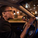 uber woman