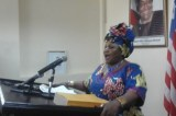 Carter Center Holds Mano River Union Traditional Women Peace Conference