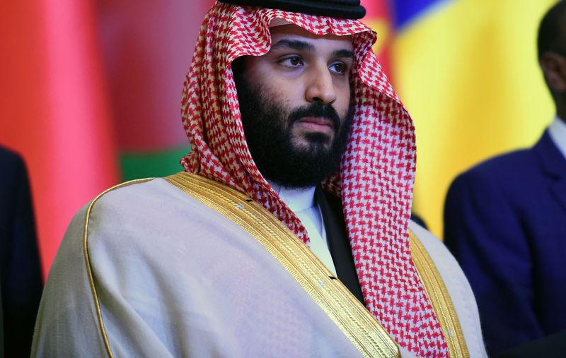 Mohammed bin Salman  Photographer: Fayez Nureldine/AFP via Getty Images
