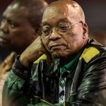 Jacob Zuma Photographer: Gulshan Khan/AFP via Getty Images