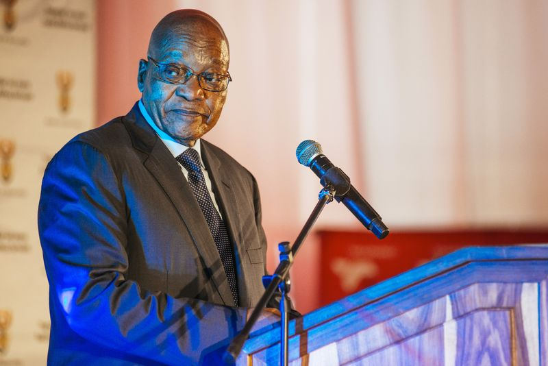 Jacob Zuma, Photographer: Waldo Swiegers/Bloomberg