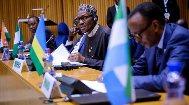 President-Buhari-at-AU-Summit