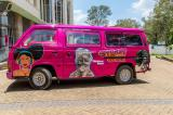 Sarafina Mumbi The Woman Who Pimps Up Vans – Standing Tall In The Midst Of Men
