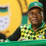 Jacob Zuma Photographer: Waldo Swiegers/Bloomberg