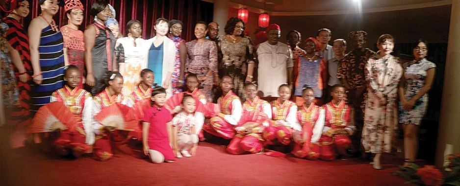 China Cultural Centre Fetes African Women In Abuja