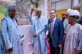 Buhari Inaugurates N50bn Sugar Factory In Niger