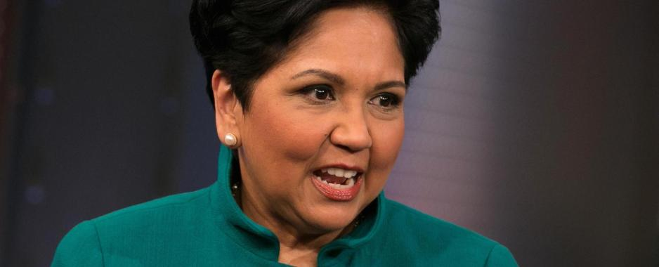 Indra Nooyi The First Woman To Lead The International Cricket Council