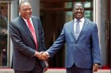 Bitter Rivals' Embrace Shakes Up Kenyan Politics