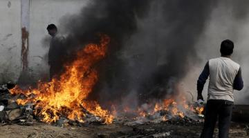 Air Pollution Second Largest Cause of Death in Africa