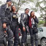 biker women