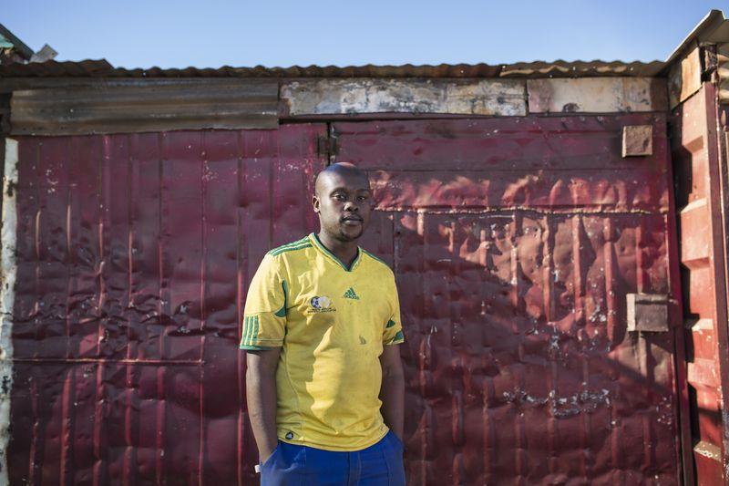 Caldwell Nzimeni Photographer: Guillem Sartorio/Bloomberg