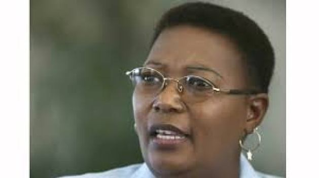 MDC-T president Dr Thokozani Khupe