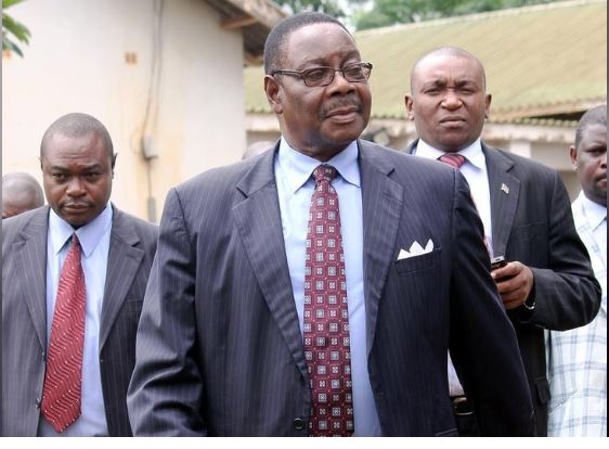 Malawian President Peter Mutharika in a file photo. REUTERS/Mabvuto Banda