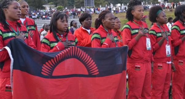 Malawi net ball