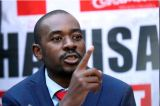 Zimbabwe's Chamisa Challenges Election Result; Inauguration Halted