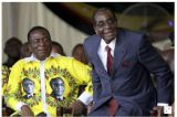Zimbabwe's Mugabe Says Now Accepts Mnangagwa As Legitimate President