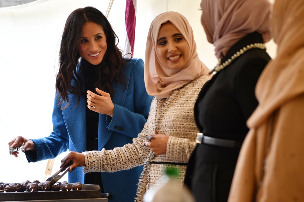 Meghan-Markle-Cookbook-Launch-Kensington-Palace-2018