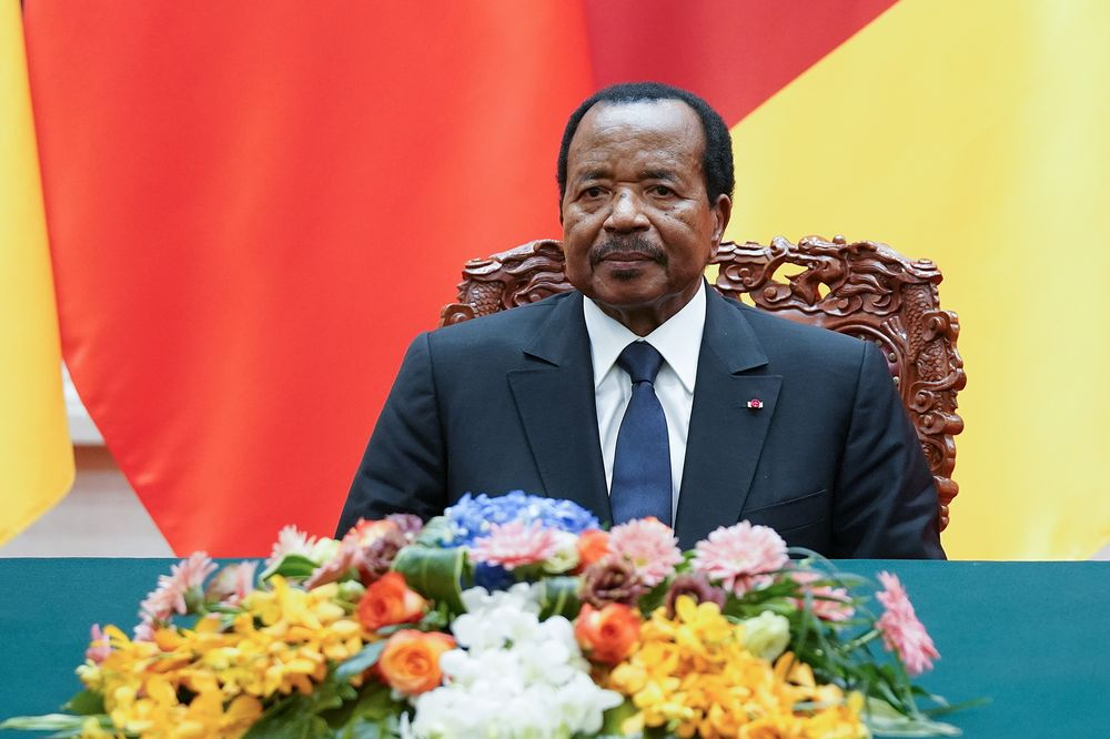 Paul Biya Lintao Zhang/Getty Images