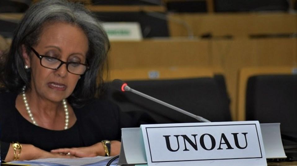 Ambassador Sahle-work