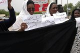West Darfur Women Protest 'Men-Only Cabinet' In the State