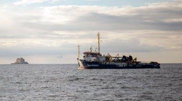 117 migrants Feared Dead After Overloaded Dinghy Sinks In Mediterranean
