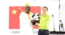 China Donates Teaching Aid To Nyanya Model School, Nigeria
