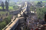 At Least 25 Die In Train Crash At Cairo Station