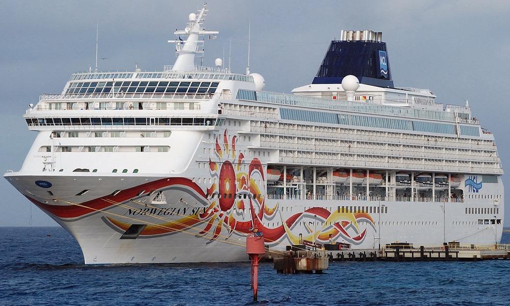 norwegian vessel