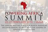 Powering Africa Energy Summit To Welcome 370 Investors and Public and Private Stakeholders In Miami