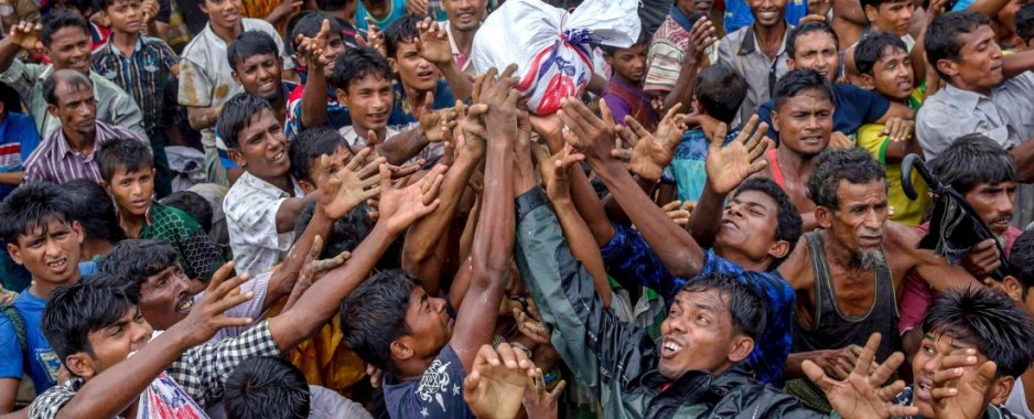 Bangladesh Police 'Rescue' Dozens Of Rohingya Being Trafficked To Malaysia
