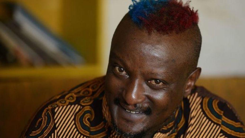 kenyan author