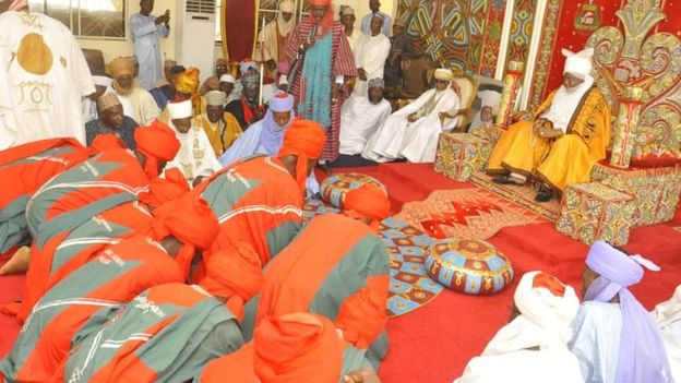 They are often seen as representatives of God. Photo: Shehu Usman Chindo Yumusa