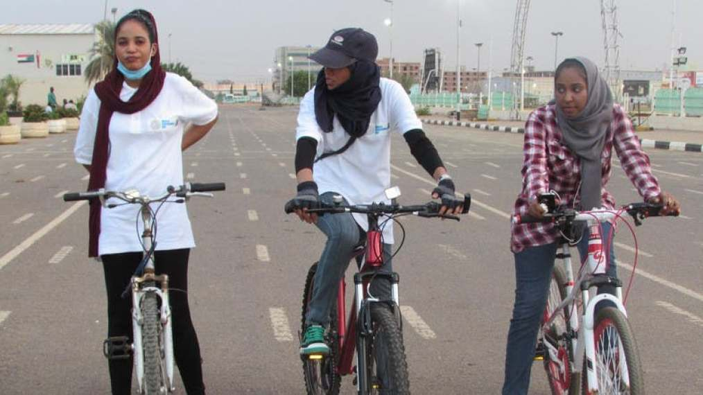 sudan cycling