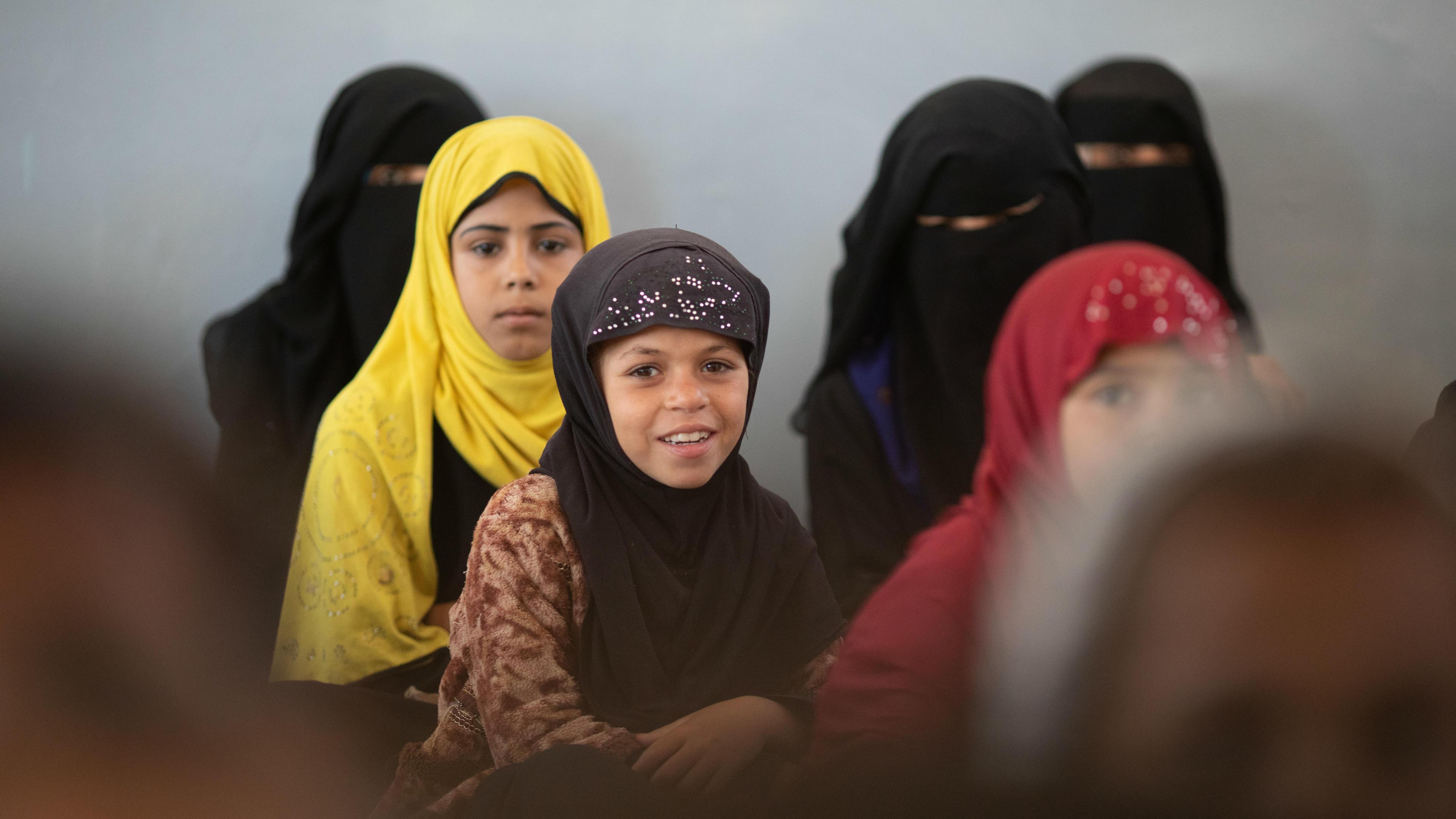 yemen women