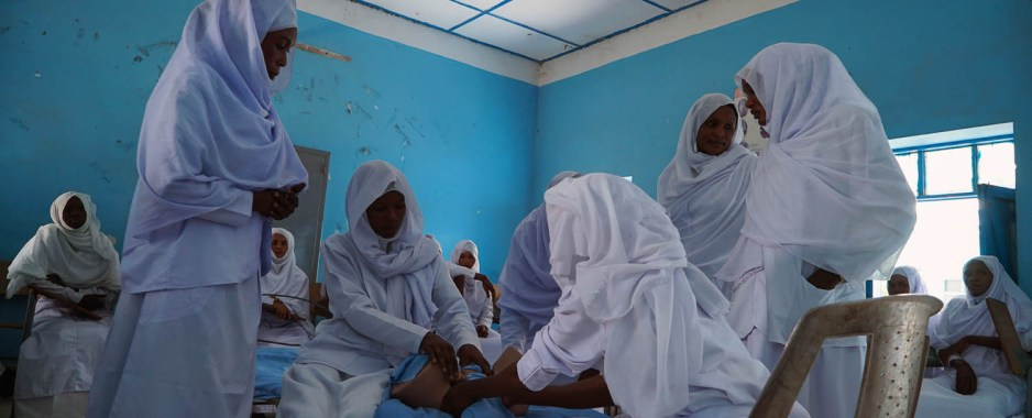 Sudan's Midwives Told To Stop Genital Mutilation On Mothers After Birth