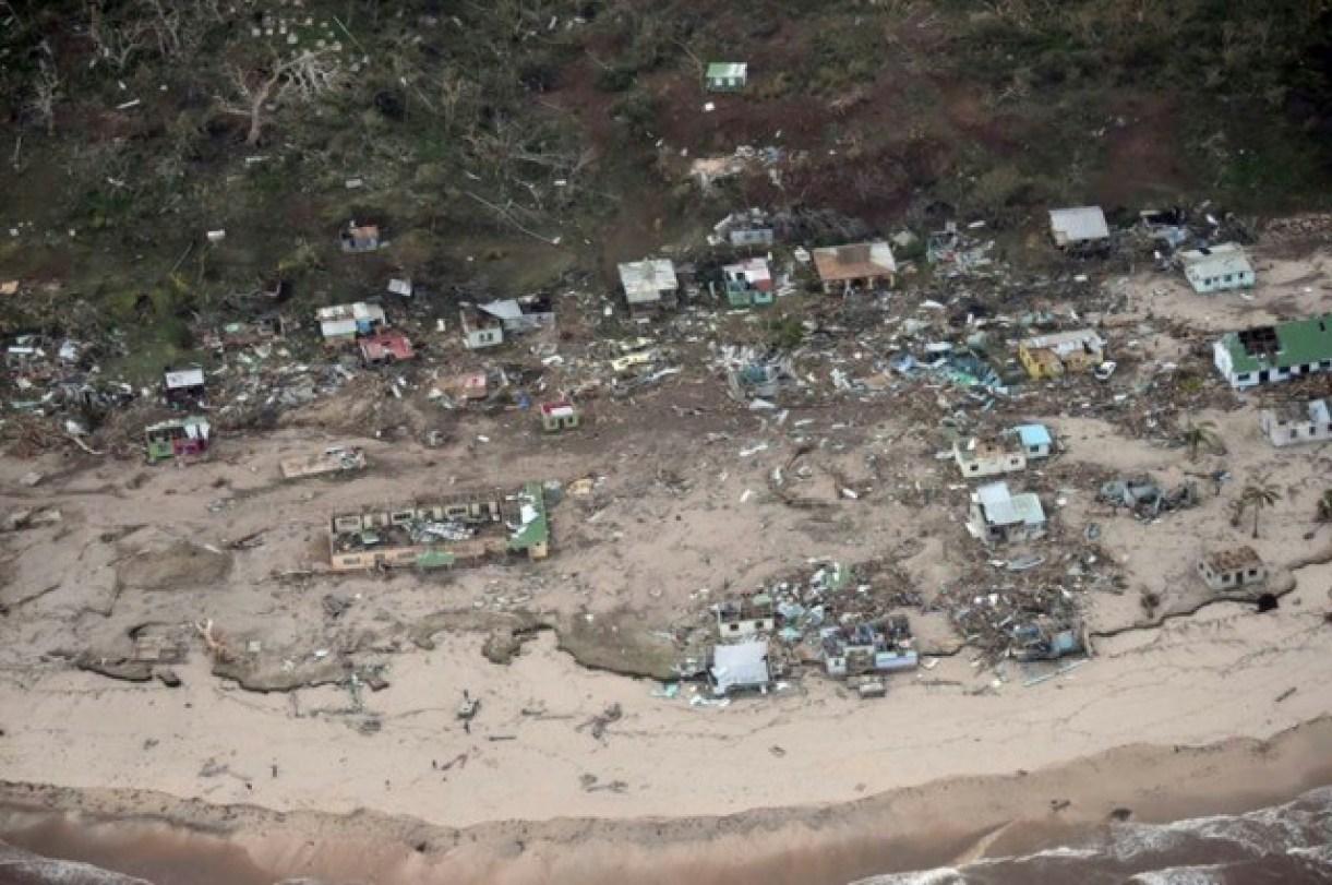Cyclone Sarai