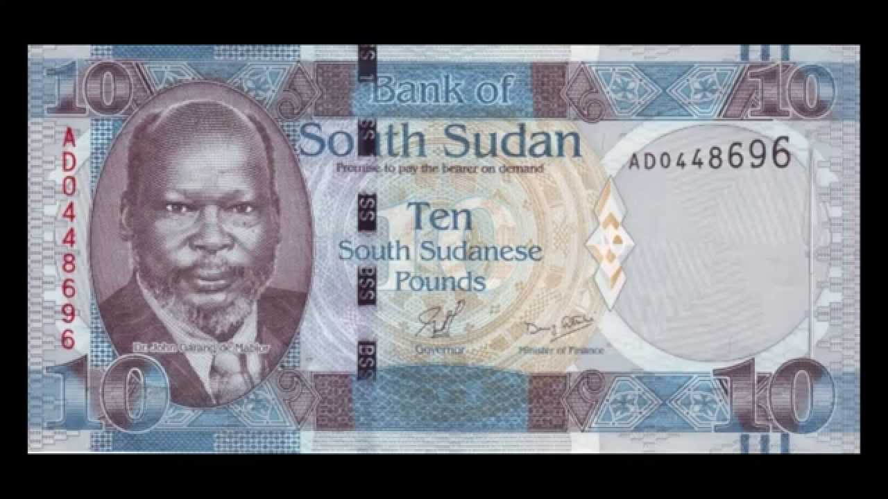 pounds sudan