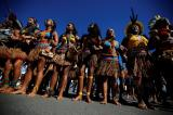 COVID-19 Fears Grow For Isolated Indigenous People In Brazil's Amazon