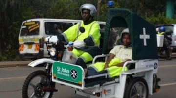 Free Ambulance Helps Save Mothers And Babies In Kenya Lockdown