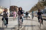 Braving Stigma, Female Athletes Lead Cycling Drive In Kabul