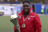 Nigeria Striker Emuidzhi Oghiabekhva Makes History In UEFA Women's Champions League