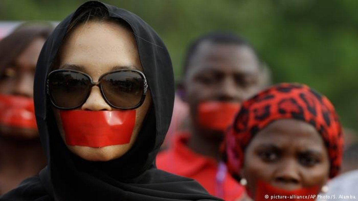 namibia protest