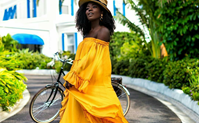 5 Bright Colours That Look Good on Dark Skin