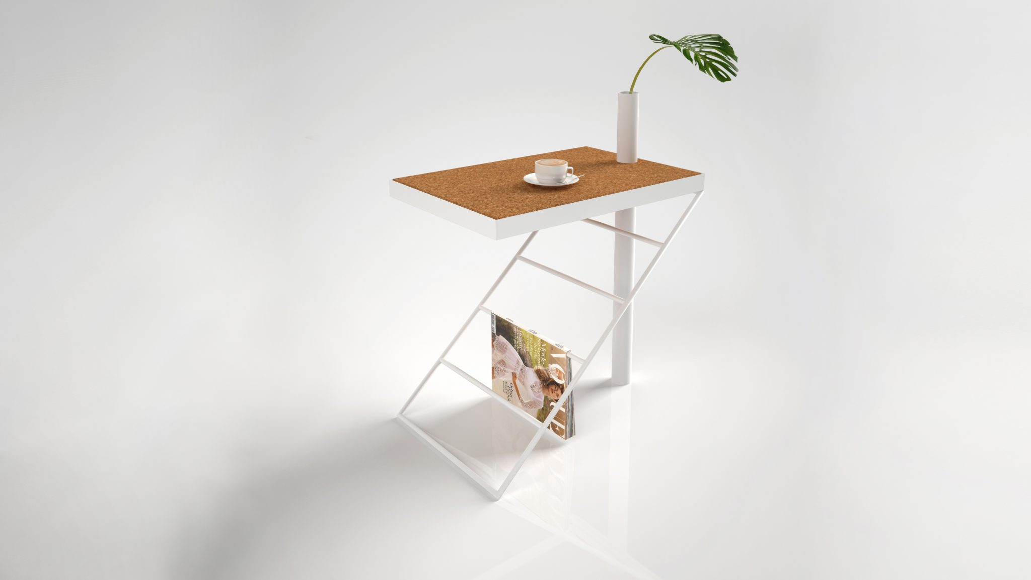 pleasure multipurpose side table by