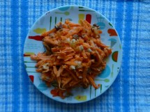 Carrot Salad Bowl Of Cherries