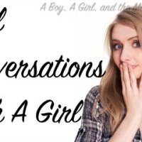 Real Conversations with A Girl: Big Boob Problems