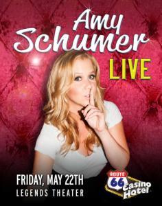 Amy Schumer Live